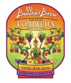 Budda's brew kombucha